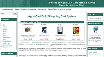 Sklep W Php - AgoraCart5